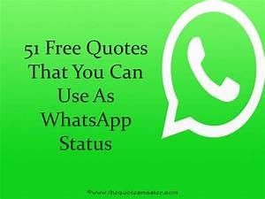 Free Whatsapp S... Strange Whatsapp Quotes