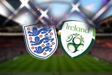 England vs Republic of Ireland: Friendly prediction, team ...