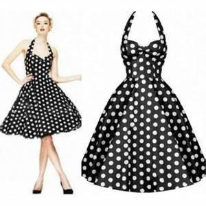Mode Femme Année 50 : robe style guinguette ~ Farleysfitness.com Idées de Décoration