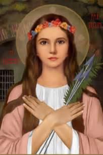 Catholic Saint Philomena