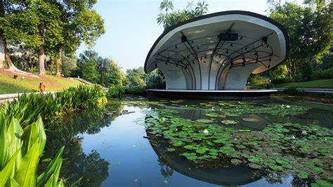 Botanischer Garten Singapur by Singapore Botanic Gardens Oasis Travel In Singapore
