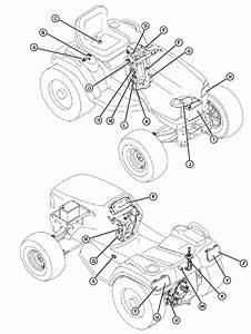 X495 Pto Wiring Diagram