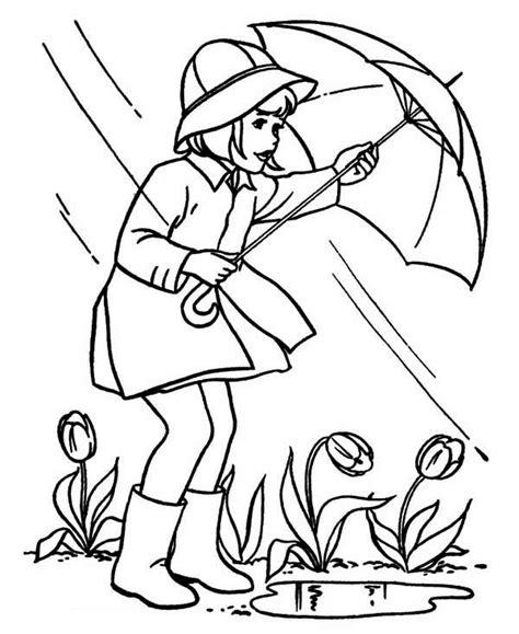 april showers coloring pages april showers coloring pages only coloring pages