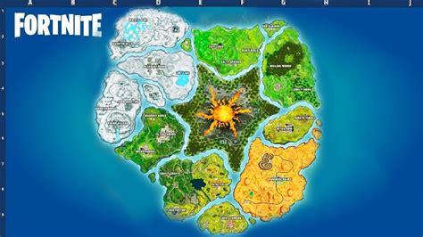 fortnite season  map fortnite battle royale youtube