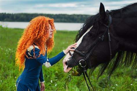 A Friend For Merida By Shua-cosplay On Deviantart