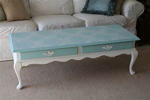 for the love of white chalk paint coffee table project With coffee table chalk paint ideas