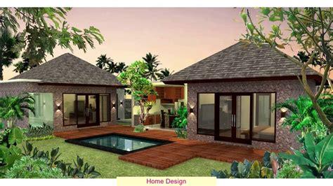 desain rumah villa minimalis arcadia desain