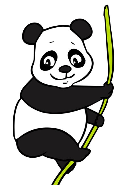 giant panda clipart clipground