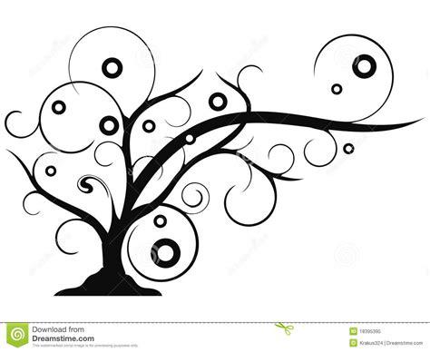 albero clipart arte di clip crescente dell albero astratto illustrazione