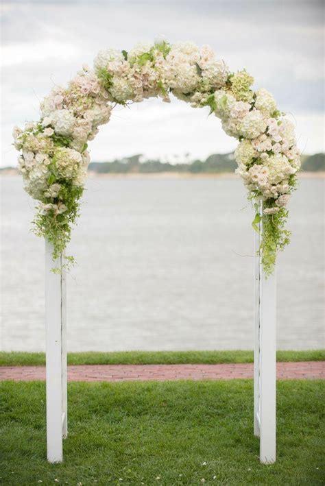 arch wedding ceremony floral wedding arch 2042469 weddbook