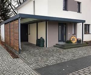 Befestigung überdachung An Sparren : carport mit eingangs berdachung vordach f r haust ren haus einrichten haus vordach und ~ Orissabook.com Haus und Dekorationen