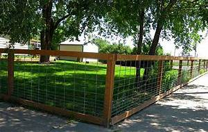 a simple maintenance free inexpensive fencing solution With cheap dog fence wire