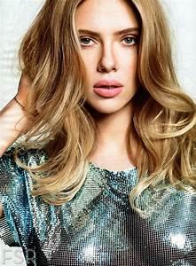 Scarlett Johansson - Glamour Magazine May 2014 Issue