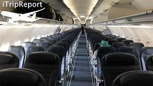 Airbus A321 Seating Spirit