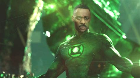 Green Lantern Trailer - John Stewart (Idris Elba) - YouTube