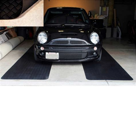 coverguard garage floor rubber mat xl ebay
