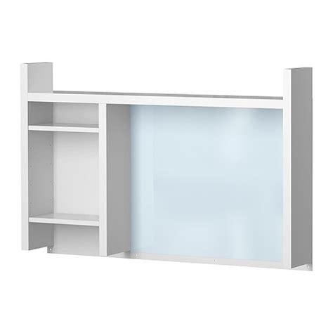 ikea bureau etagere micke add on unit high white ikea