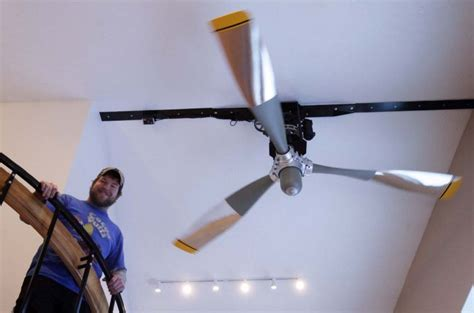 Airplane Propeller Ceiling Fan Electric Fans by Nov 17 23 Week In Photos Newsminer