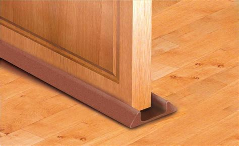 how to fix gap between what gap is needed between door floor and frame