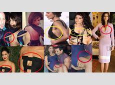25 Worst Wardrobe Malfunctions Of Bollywood Actresses