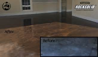 rocksolid garage floor coating rogue engineer
