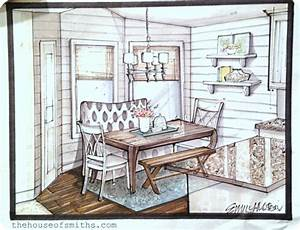 A Kitchen Re-Style: Part 3 - Dining Room Consultation with ...