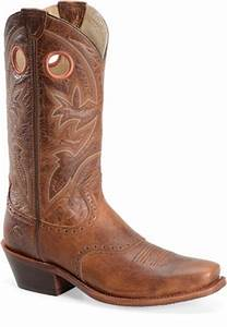 Double H Men 39 S Cowboy Boots On Sale Distressed Brown