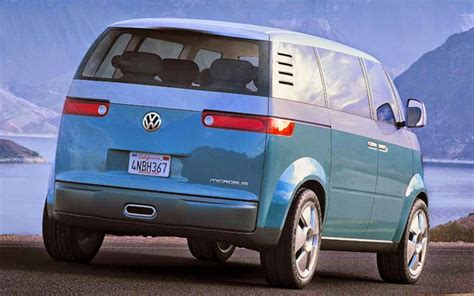 Confirmed Volkswagen Microbus 2017 Price And