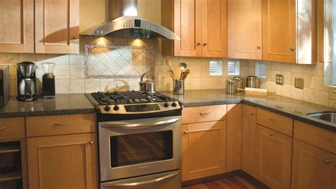 Unfinished Furniture Kitchen Island - light maple kitchen cabinets dynasty cabinetry
