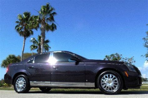 purchase used 2 8l rare blackberry paint wheels chrome package onstar 07 08 09 in