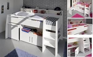 Kinderzimmer Set Mädchen : kinderzimmer hochbett m dchen g nstig online kaufen yatego ~ Whattoseeinmadrid.com Haus und Dekorationen