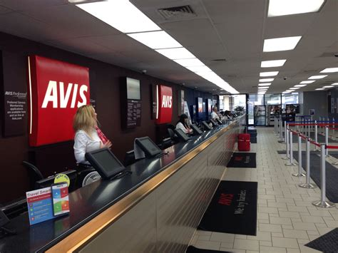 Slow day at rental counter eq... - Avis Budget Group ...