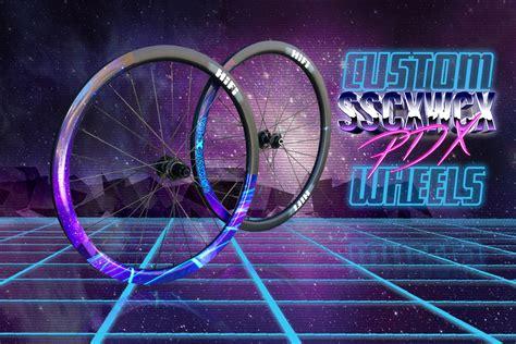 custom graphics hifi wheels
