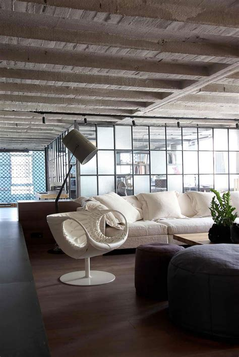 Tribeca Loft Mansion Has Million Dollar Style by Faliro Loft By Es 233 Studio Lofts Warehouse Loft Loft