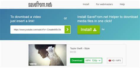 The Best Downloader Best Savefrom Net Downloader Alternative