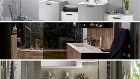 meubles de salle de bain sur mesure design moderne bois