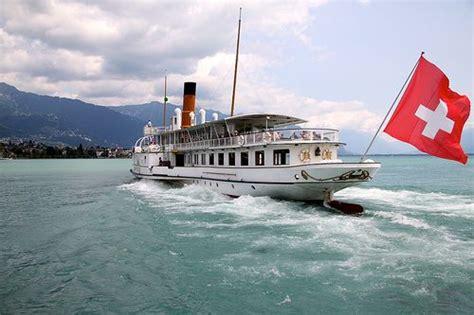 Lake Geneva Boat Tours Lausanne by Ss Montreux Vevey Lake Geneva And Switzerland