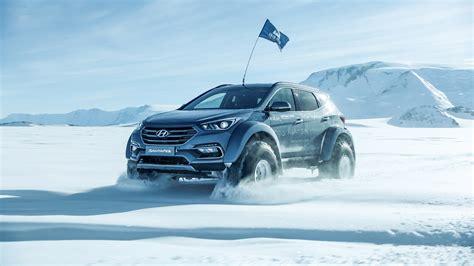 arctic trucks hyundai santa fe wallpaper hd car