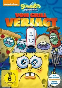 SpongeBob Schwammkopf Vom Grill Verjagt DVD Im Test