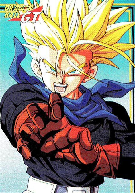 dragon ball  wallpapers adult trunks ssj