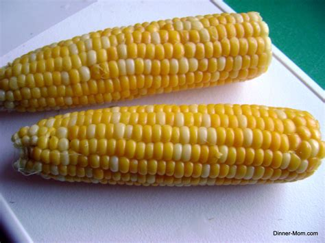 microwave corn microwave corn on the cob in husk and slip away silk the dinner mom