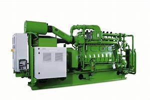 Jenbacher Type 2 Gas Engines