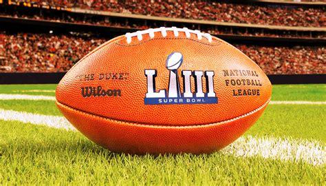 Super Bowl 53 Footballs Coin Get Psadna Treatment