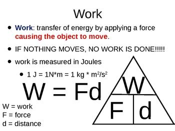 work power simple machines and mechanical advantage