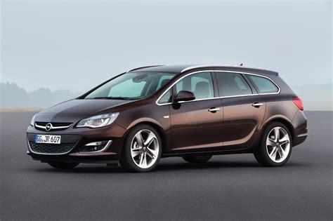Opel Astra Sport Tourer by Opel Astra Sports Tourer Test Gelungene Modellpflege