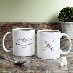Personalized, Coffee, Mug, -, For, Grandma, -, Walmart, Com