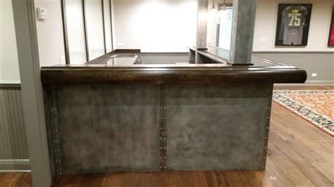 Custom Cut Stainless Steel Backsplash : Metal Backsplash Panels