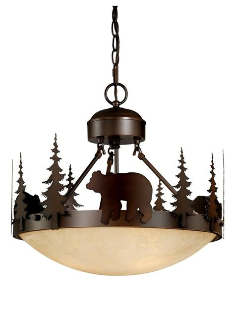 Lodge Chandeliers by Vaxcel Yellowstone Rustic Country Chandelier Bozeman