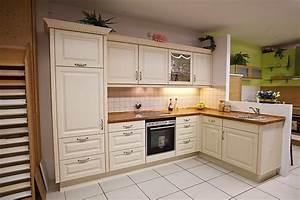 L Küchen Abverkauf : dan k che landhaus elfenbein preis ~ Frokenaadalensverden.com Haus und Dekorationen