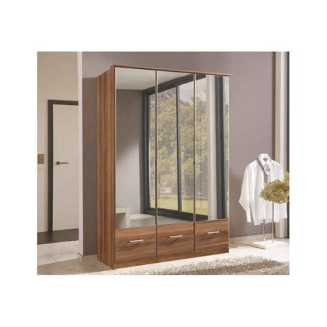imagine  door walnut mirror wardrobe
